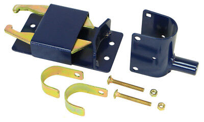 "1-5/8"" to 2"" Outside Diameter Two-Way Gate Latch for Round Tube Gates - RanchEx"