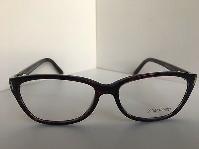 44c888d8ddd New Tom Ford TF 5142 TF5142 083 Burgundy 54mm Rx Women s Eyeglasses Frame