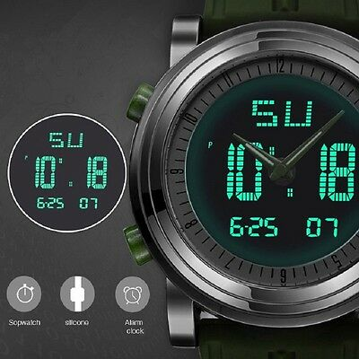 SINOBI Cool Watches for Men Women Sport Style Unique Quartz Watch Man Move