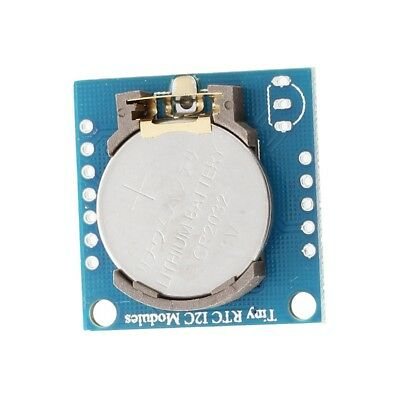 1X(I2C RTC DS1307 AT24C32 Real Time Clock Module for Arduino AVR PIC 51 ARM