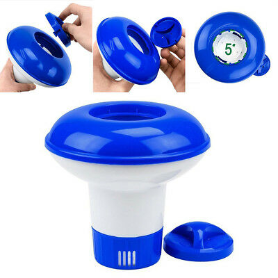 5/8 Inch Floating Swimming Pool Chemical Dispenser Tool For Chlorine Tablet Kind