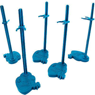 5x Blue Doll Stand Support Holder For Monster High For Ever after high For Bratz