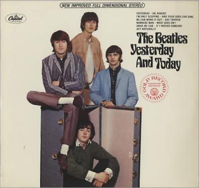 Yesterday And Today - Late 70s - Sealed Beatles vinyl LP album record USA