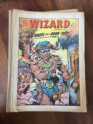 Wizard Comic 1963 46 Issues.