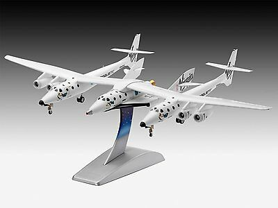 Revell 64842 - Model Set Space Ship Two and Carrier im Maßstab 1:144