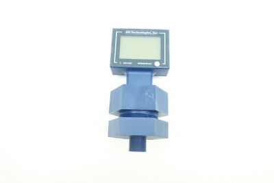New Ssi Technologies Digital Fluid-trac Liquid Level Meter