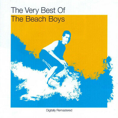 The Beach Boys : The Very Best of the Beach Boys CD (2001) ***NEW***