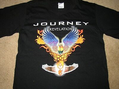 cb3714546 JOURNEY BAND REVELATION T-Shirt SZ Mens Small New Old Stock - $15.25 ...