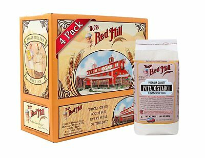 Bob's Red Mill Potato Starch, 24-ounce (Pack of 4)