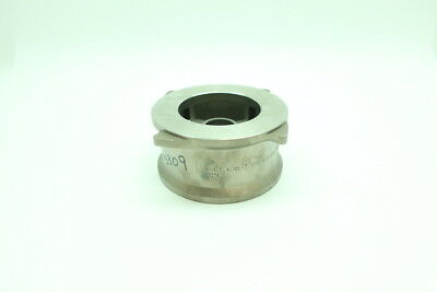 Spirax Sarco DN65-DCV6-PN40 Stainless Wafer 2-1/2in Disk Check Valve