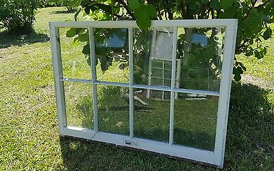 Vintage Sash Antique Wood Window Picture Frame Pinterest 8 Pane With Hardware