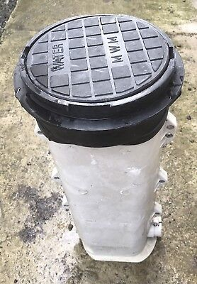 Atplas Boundary/water Meter Box With Blanking Cap