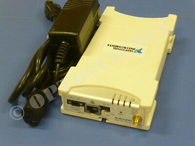 National Instruments NI WLS-9163 Ethernet / Wireless cDAQ Chassis