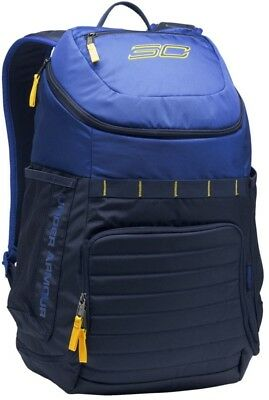 e37fd6fc41 BRAND NEW UNDER Armour SC30 Undeniable Backpack Curry Royal -  84.99 ...