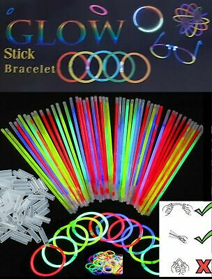 Willy Glow Sticks Hen Stag Party Night Novelty Accessories Rave Necklace Fun
