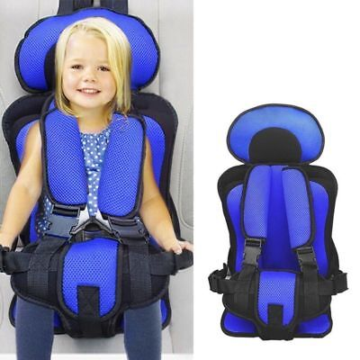1-5 Safety Portable Baby Car Seat Toddler Infant Convertible Booster Child Chair