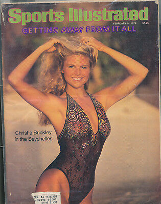 lot of Sports Illustrated swimsuit issues Christie Brinkley 1979 1980 1981