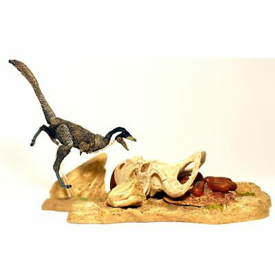 Beasts of the Mesozoic Environmental Pack - Desert with Mononykus action figure