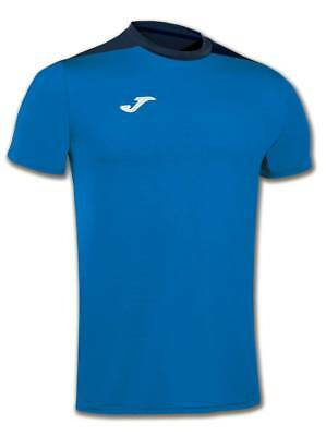 Joma Spike Volleyball Trikot Kurzarm royal blau-navy NEU 74082