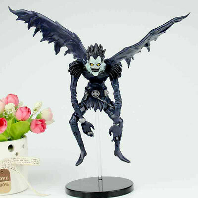 18cm Anime Movie Death Note Ryuuku Animation Art Figures Statue Toy Model Gifts