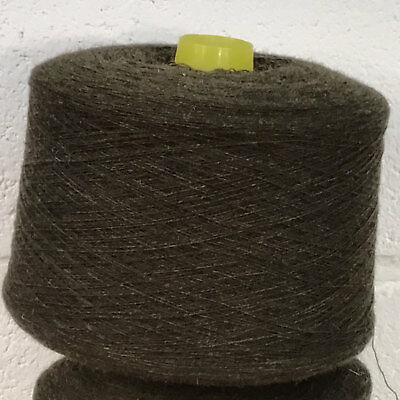 Shetland Weaving Yarn - Colour Toad - various cone weights