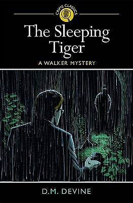The Sleeping Tiger: A Walker Mystery by D. M. Devine (Paperback) Book