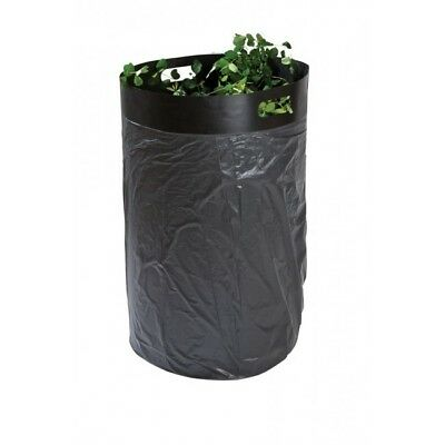 Easy Fill BAG LOADER Bin Liner SUPPORT FRAME Polypropylene BLACK BIN Rubbish
