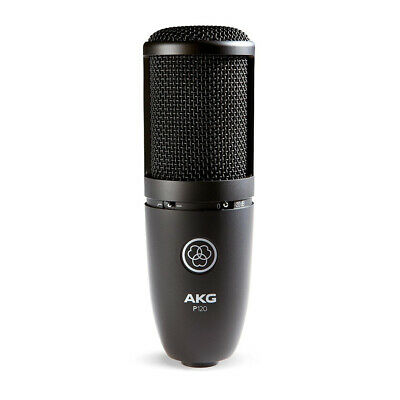 AKG P120 High Performance General Purpose Recording Microphone