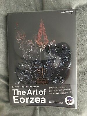 Final Fantasy XIV 14 A Realm Reborn The Art of Eorzea Another Dawn Used