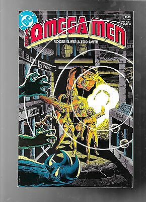 Omega Men 10 1984 1st full Lobo  vf-nm 9.0 FREE ship USA