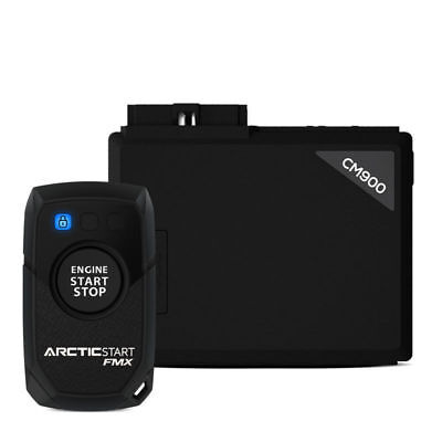 Arctic Start AR910-S 1-Way Paging Remote Start/Keyless Entry System Car Security