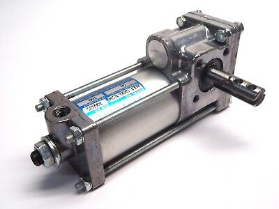 Rota-Cyl ADL1.5x90-1C24 Rotary Actuator 90 Torque-In. LBS.Lever Operated Actuato
