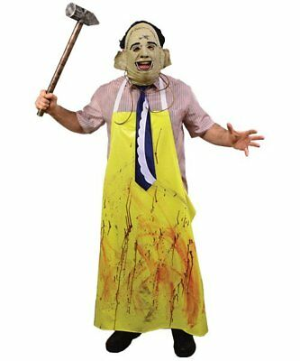 Texas Chainsaw Massacre - Leatherface Costume (Large)