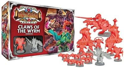 Super Dungeon Explore - Claws of the Wyrm