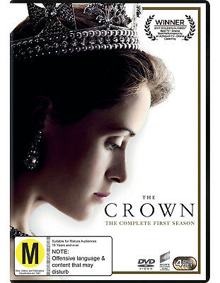 The Crown: Season 1 (DVD)