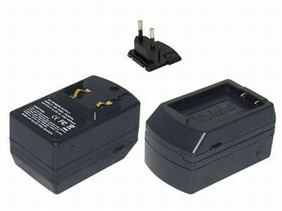 powersmart Chargeur pour SANYO XACTI VPC-TH1 vpc-th1exbl- VPC-WH1 vpc-wh1exw-b