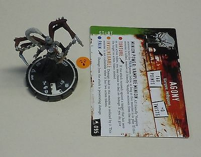Horrorclix The Lab Agony #095 NEW 95 Unique from Set Booster Pack