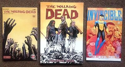 The Walking Dead Colouring Book