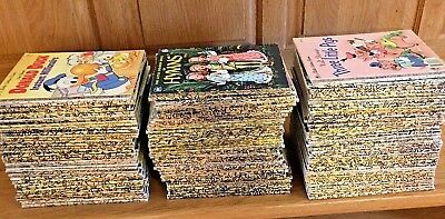 Choice 1 One Little Golden Book No Writing Many No Name Disney Vintage Books Lot