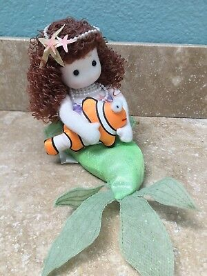 Green Tree Musical Dolls Little Mermaid