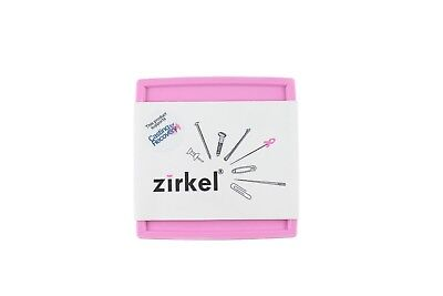 Zirkel Magnetic Pin Holder Organizer Cushion Zmor Sewing Crafts Notions - Pink
