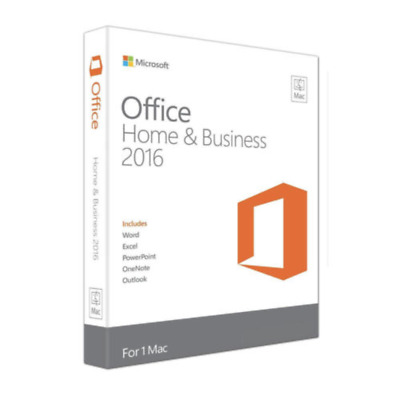 Microsoft Office Home and Business 2016 Retail Product Key For Mac