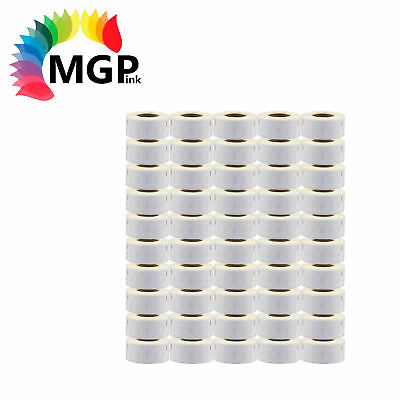 50x Rolls of Quality 11355 label 51mm x 19mm/500 Per Roll for Dymo labelWrite