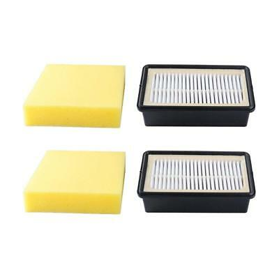 2 Pack 1008 1330 Filter for Bissell Vacuum Cleaner Foam Pre Motor Filter