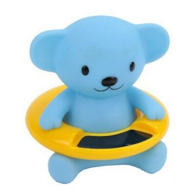 Hot Cold Water Temperature Tester Toys Floating Animal Baby Bath Tub Thermometer