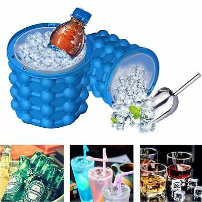 Magic Ice Cube Maker Genie The Revolutionary Space Saving Ice Cube Maker Tools R
