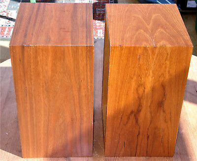 BBC LS3/5a CABINETS ONLY NEVER USED - FREE POST WORLD WIDE !!!