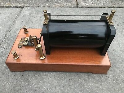 Induction Coil (spark Generator) WORKING