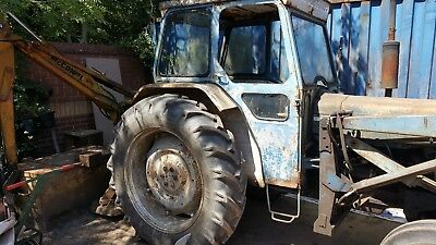 Ford 4000 Tractor Used good work horse fully operational