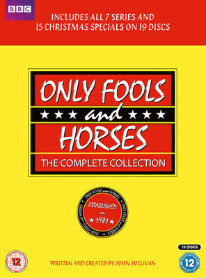 Only Fools and Horses: The Complete Collection DVD (2017) David Jason ***NEW***